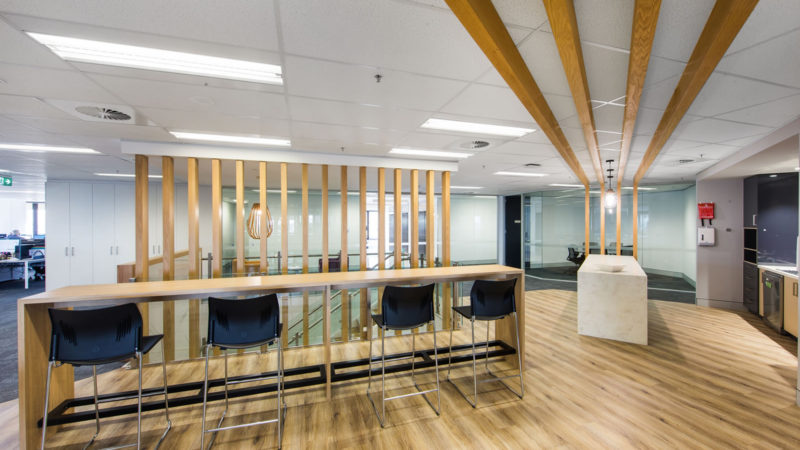 Flexible workplace joinery solutions